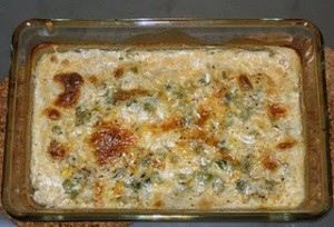 Baked Mix Vegetables with White Sauce Recipe