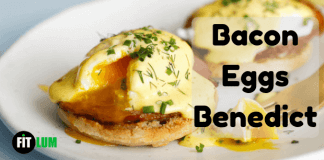 Bacon Eggs Benedict Recipe