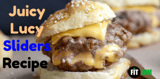 Juicy Lucy Sliders Recipe