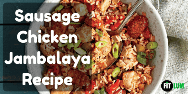 Sausage Chicken Jambalaya Recipe