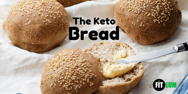 The Keto Bread Recipe