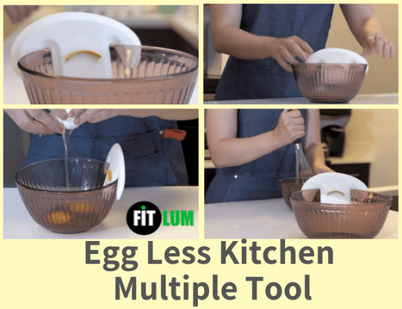 Egg Less Kitchen Multiple Tool