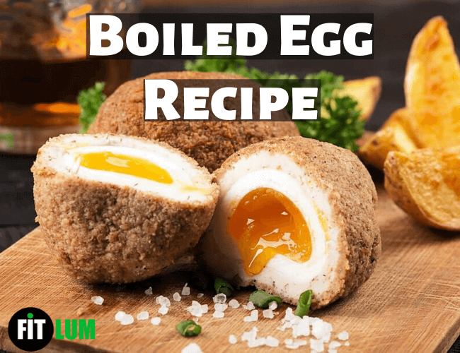 Boiled Egg Recipe (2020)